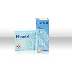 Fluental*sciroppo 150ml 12,8+8mg/M