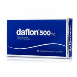 Daflon*30 Compresse 500mg