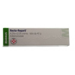 Rectoreparil Crema Rettale 40g
