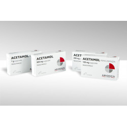 Acetamol* Bambini 10 Supposte 500mg