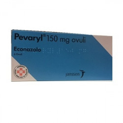 Pevaryl*6 Ovuli Vaginali 150mg