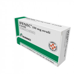 Ifenec*6 Ovuli Vaginali 150mg