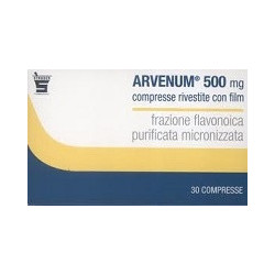 Arvenum 500*30 Compresse 500mg