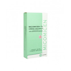 Micomicen*crema Vaginale 78g+12 Applicatori