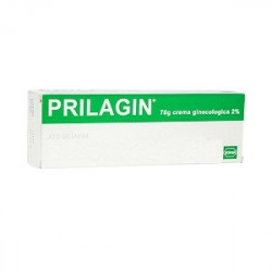 Prilagin*crema Ginecologica 78g 2%+applicatori