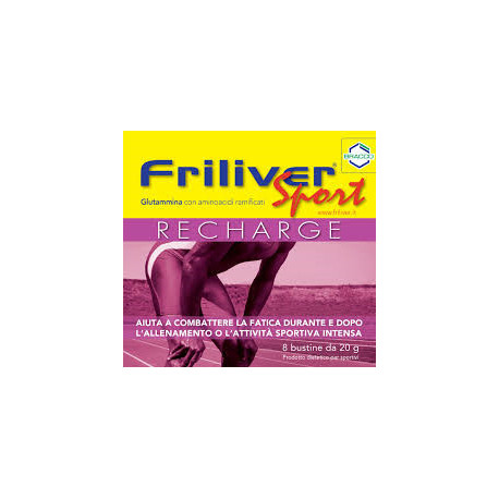 Friliver Recharge 8 Bustine