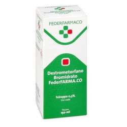 Destrometorfano Bromidrato Farmakopea* 150ml