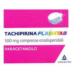 Tachipirina Flashtab* 12 Compresse 250 Mg