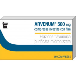 Arvenum* 60 Compresse 500mg