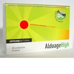 Aldoage High 30 Compresse 850mg