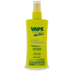 Vape Derm Herbal Lozione Antipuntura Zanzare 100 Ml