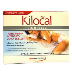 Kilocal Rimodella Intensivo Notte 400ml