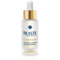 Rilastil Progession Hd Attivatore Di Luminosità Siero 50 Ml