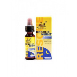 Bach Rescue Night Senza Alcool Gocce 10ml