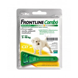Frontline Combo Spot-on Per Cani 2-10kg