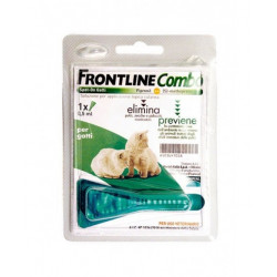 Frontline Combo Spot-on Per Gatti 1 Pipetta Da 0,5ml