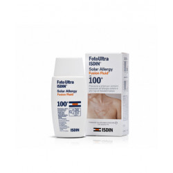 Isdin Allergy Fusion Fluid Spf100+ 50ml