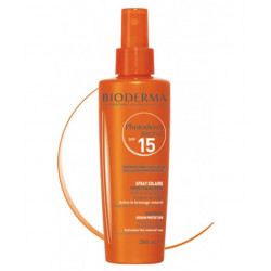 Bioderma Photoderm Bronz Spray Spf15 200ml