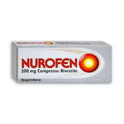 Nurofen*12 Compresse 200mg